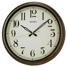 "Oversized 16"" Weymouth Indoor/Outdoor Splash Resistant Wall Clock"