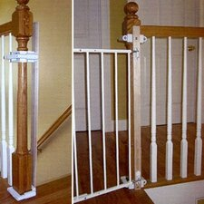 Safety Stairway Gate Installation Kit