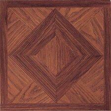 "Dynamix Vinyl Tile 12"" x 12"" Luxury Vinyl Tiles in Madison Woodtone"