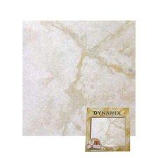 "12"" x 12"" Luxury Vinyl Tile in White Marble"
