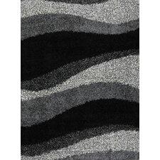 Synergy Black/Gray Area Rug
