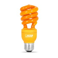 60W Orange Fluorescent Light Bulb