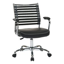 Randal Adjustable Mid-Back Task Chair with Arms