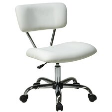 Julius Adjustable Mid-Back Office Chair