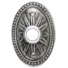 Oval Sunburst Doorbell
