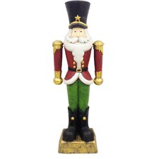 Christmas Tall Nutcracker Statue