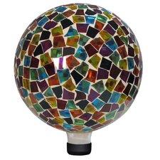 Mosaic Gazing Globe