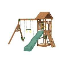 Riviera Wooden Swing Set