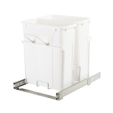 5-Gal. in Cabinet Pull-out Bottom Mount Trash Can