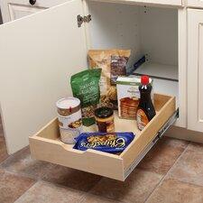 Sliding Shelf Soft-Close Wood Drawer Box