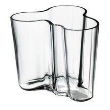 Alvar Aalto Short Vase