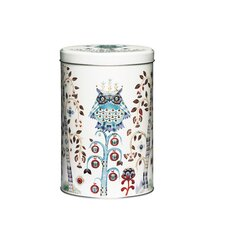 Taika Owl Tin Box
