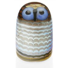Birds by Toikka Owlet Figurine