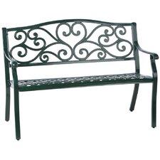 Galway Cast Aluminum Garden Bench