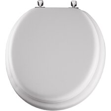 Deluxe Soft Round Toilet Seat
