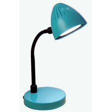 "13"" H Table Lamp with Bell Shade"