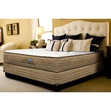 """Dreams 11"""" Firm Mattress with 9.25"""" Wood Foundation"""