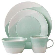 1815 4 Piece Dinnerware Set