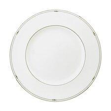 """Precious Platinum 10.75"""" Dinner Plate"""