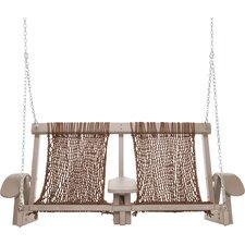 Coastal Porch Swing