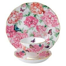 "Miranda Kerr 8"" Gratitude 3 Piece Tea Place Setting"