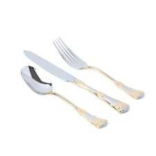 Old Country Roses 65 Piece Flatware Set