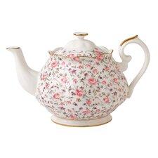 Rose Confetti Formal Vintage Teapot
