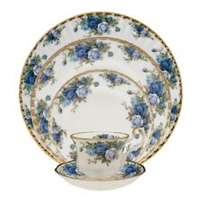 Moonlight Rose 5 Piece Place Setting