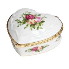 Old Country Roses If You Love Me Musical Box