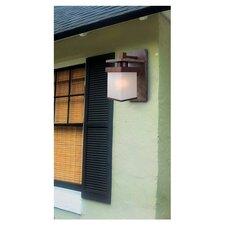 Boulder 1 Light Outdoor Wall Lantern