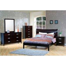 Newport Queen Platform Customizable Bedroom Set