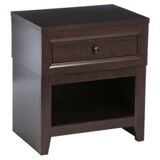 Dunkley 1 Drawer Nightstand
