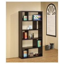 """Felicia 70.75"""" Cube Unit Bookcase"""