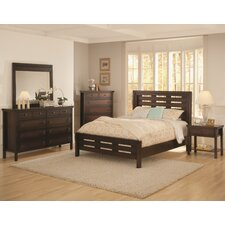 Hudson Valley Panel Customizable Bedroom Set