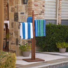 June Eucalyptus Free Standing Towel Rack