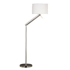 "Hydra Ricky Adjustable 51"" Arched Floor Lamp"