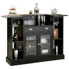 Anselm Bar with Wine Storage