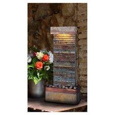 Tacora Stone and Copper Wilton Natural Slate Fountain