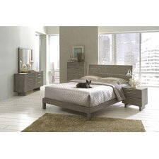 Violet Platform Customizable Bedroom Set