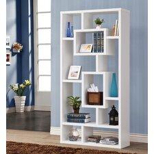"70.75"" Cube Unit Bookcase"