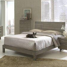 Violet Panel Bed