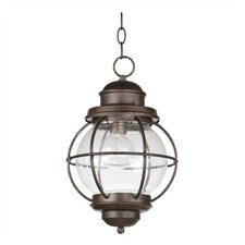 Hatteras 1 Light Outdoor Hanging Lantern