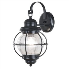 Hatteras 1 Light Outdoor Wall Lantern