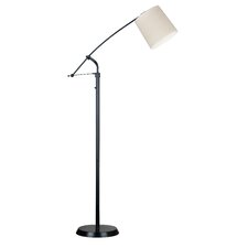 "Reeler 54"" Arched Floor Lamp"