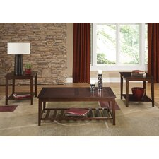 Missoula Occasional 3 Piece Coffee Table Set