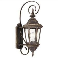 Estate 1 Light Outdoor Wall Lantern