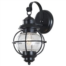 Hatteras 1 Light Outdoor Wall Lantern