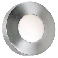 Burst 1 Light Outdoor Flush Mount