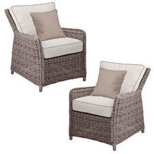 Kameron Outdoor Chair (Set of 2)