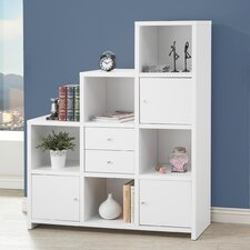 "63"" Cube Unit Bookcase"